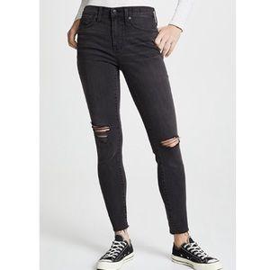 """Madewell 9"""" High Riser Skinny Skinny Jean-26"""